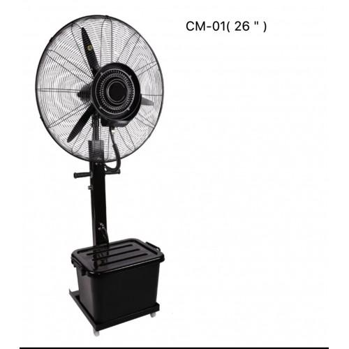 噴霧風扇 - CM-01