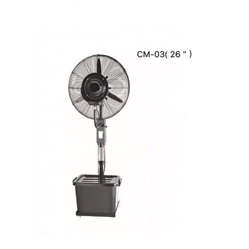 噴霧風扇 - CM-03
